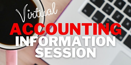 Master of Accountancy Virtual Information Session tickets