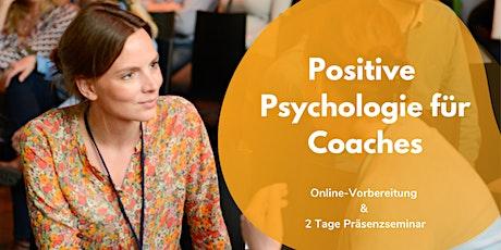 Positive Psychologie für Coaches (Juli 2021x) Tickets