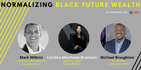 Normalizing Black Future Wealth tickets