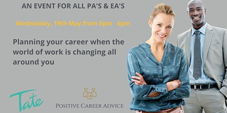 PA's and EA's - Planning your future career tickets