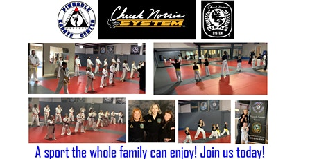 FREE Karate Beginner FAMILY Workshop-- ALL Ages 5 and up! tickets