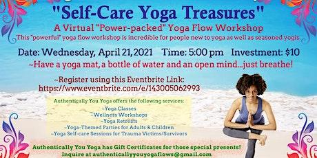 Self-Care Yoga Treasures tickets