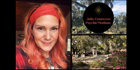 LIVE Zoom  Gallery Reading Event with Psychic Medium Julie Genovese tickets