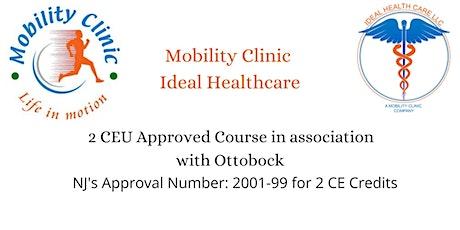 2 Credit Virtual CEU Course tickets