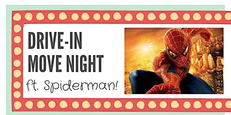 Family Movie Night: Spiderman 1 tickets