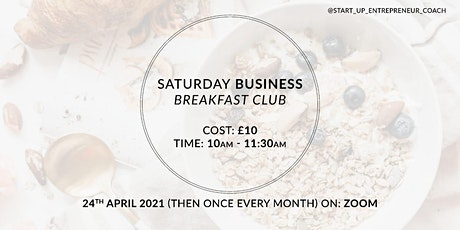 Saturday Business Breakfast Club tickets