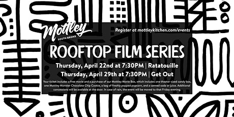Rooftop Film Series: Ratatouille tickets