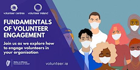 Fundamentals of Volunteer Engagement (October 6th & October 13th) tickets