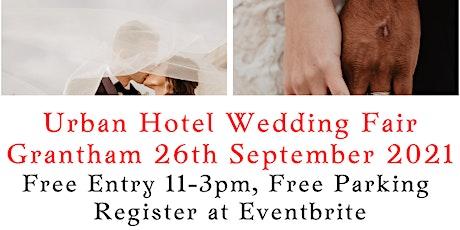 Urban Hotel Wedding Fair tickets