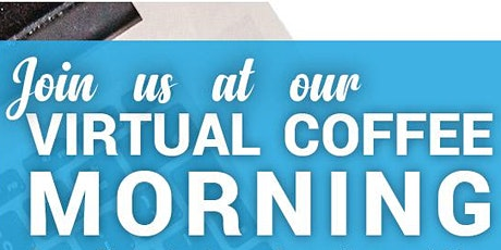 Virtual Coffee Morning - in partnership with Transported tickets