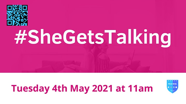 #She Gets Talking (Networking Event) in partnership with Virgin Money image