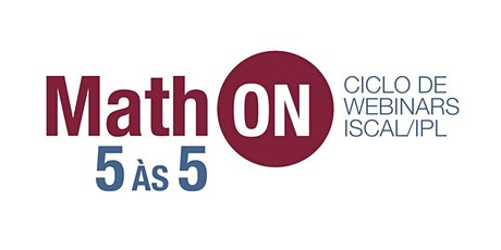 Math ON - Aulas de Matemática online: experiências em tempos de pandemia bilhetes