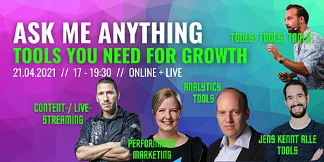 Ask Me Anything: Tools you need for Growth tickets