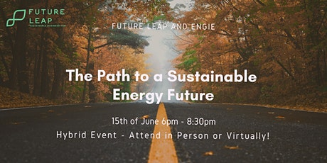 The Path to a Sustainable Energy Future tickets