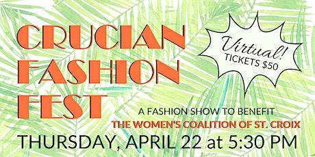 Crucian Fashion Fest 2021 tickets