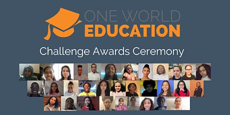 One World Challenge Awards Ceremony Tickets