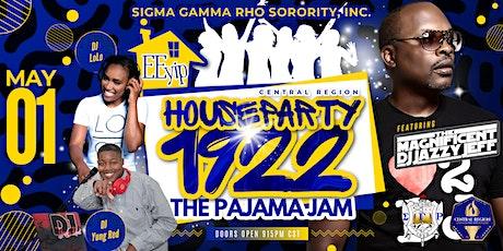 House Party 1922: Pajama Jam tickets