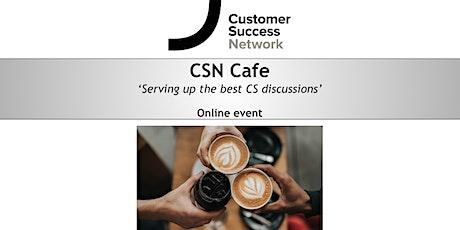 CSN Café Netherlands tickets