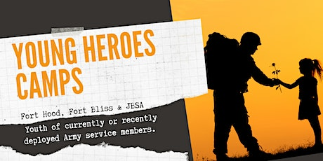 Young Heroes Camp - JBSA tickets