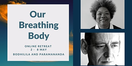 Our Breathing Body: Online Meditation Retreat tickets