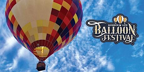 Monroe Life Balloon Festival tickets
