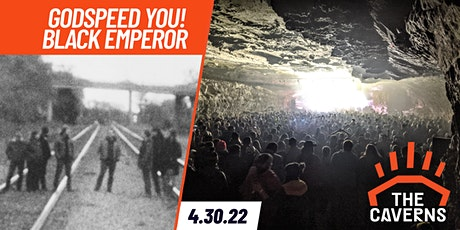 Godspeed You! Black Emperor in The Caverns tickets
