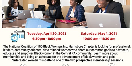 NCBW Harrisburg Chapter Membership Open House tickets