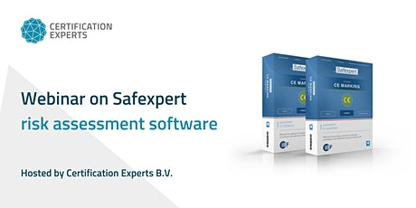 Safexpert Risk Assessment Software Webinar tickets