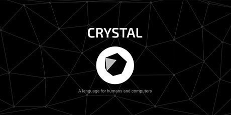 Crystal Conference – 1.0 Launch tickets