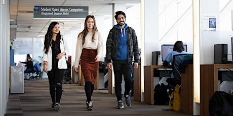 New International Student Orientation - Spring 2021 tickets