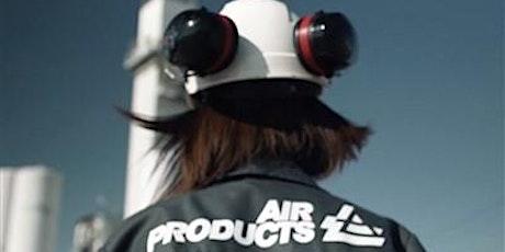 Air Products Webinar Session  1 biglietti
