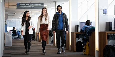Get to know your International Student Success Team - Spring 2021 tickets
