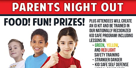Kids Safe Parents Night Out tickets
