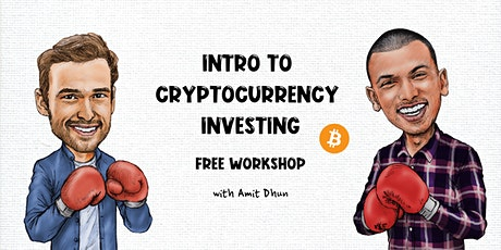 Intro to Cryptocurrency Investing tickets