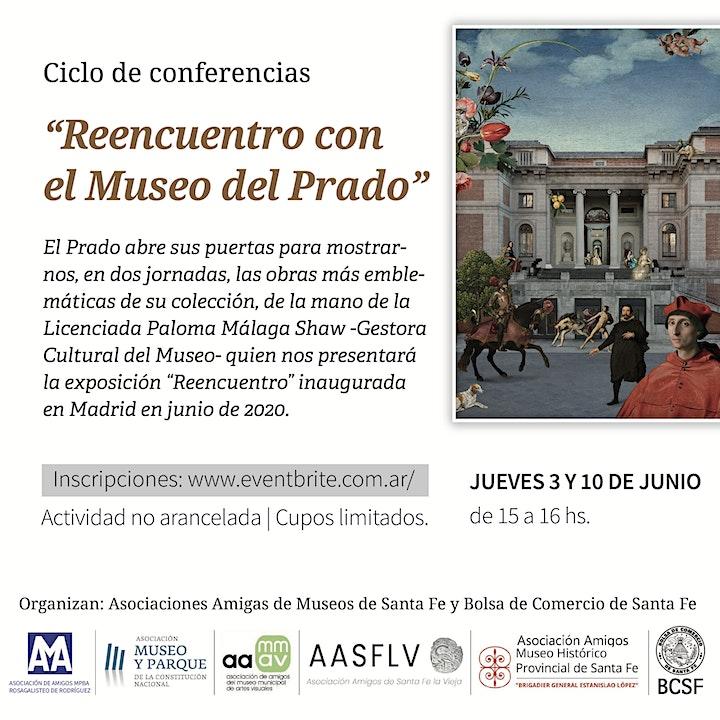 Imagen de Reencuentro con el Museo del Prado