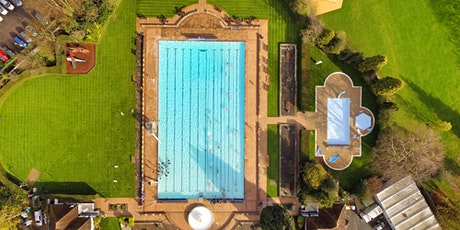 Sandford Parks Lido - Open Swim (Family Friendly) tickets