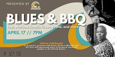 Historic Mitchelville Freedom Park Presents Blues & BBQ