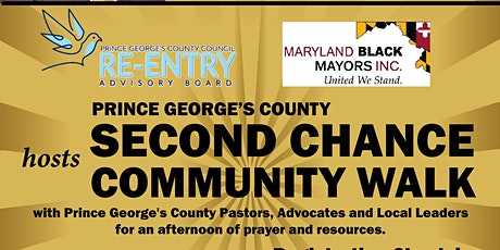 Second Chance Community Walk tickets