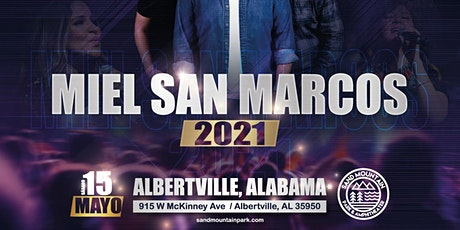 Miel San Marcos Albertville tickets