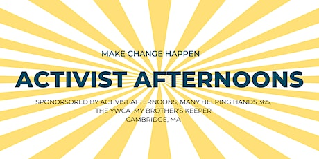Activist Afternoons: Climate Edition tickets