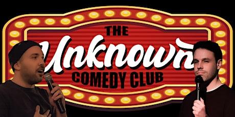 The Unknown Comedy Club presents:  Jason Celin & Oren Shbiro tickets