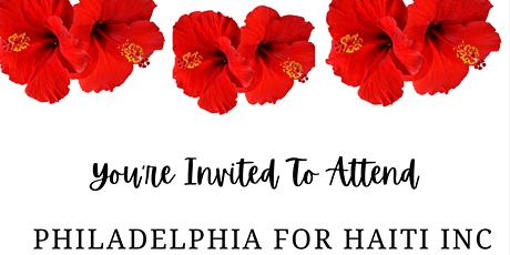 Philadelphia For Haiti 1st Fundraiser tickets