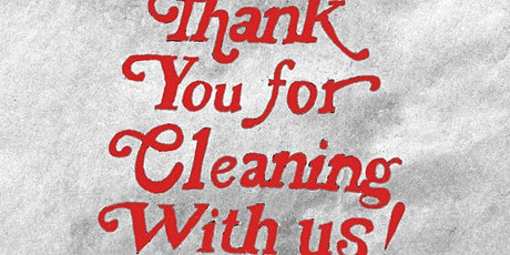 APRIL BEACH CLEAN UP // BENNY'S CLUB x LARU BEYA COLLECTIVE x PLAYGROUND tickets