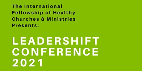 LeaderShift Conference 2021 tickets