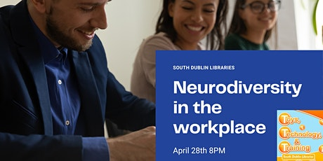 Neurodiversity in the Workplace tickets