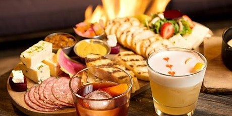 Cocktails and Charcuterie tickets