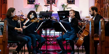 ChamberFest Dublin Early Evening Concert tickets