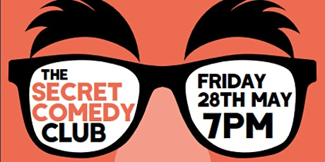 The Secret Comedy Club tickets