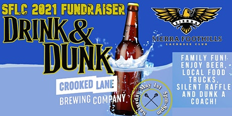 Drink & Dunk - SFLC 2021 Fundraiser tickets
