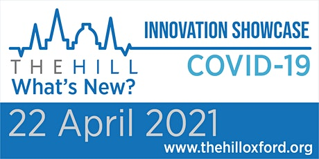 What's new? Innovation in Covid-19			(for OUH  &  NHS colleagues) tickets